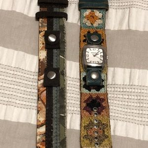 Fossil Interchangeable Band Watch